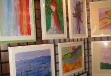 Inaugurazione mostra di pittura