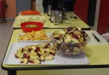 ..frutta e verdura per fare gli estratti