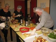 Preparazione di estratti di frutta e verdura