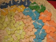 Saponette colorate