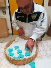 Realizzazione formine in sapone