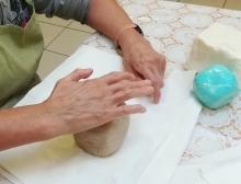 Realizzazione gnomo in sapone