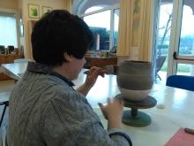Realizzazione vaso
