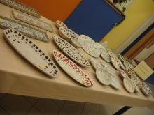 Svuotatasche, piatti e vassoi