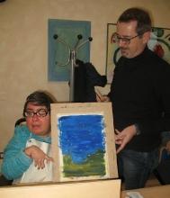 Laboratorio di Pittura